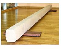 Томск Бревно гимнастическое напольное тренировочное от 2 до 5 м арт. AQ17559