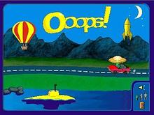 Noname Коллекция из четырех аркадных игр OOOps арт. 5632