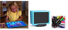 Noname Комплект планшетов для рисования с док-станцией (4 шт.,светящиеся) арт. RN23068