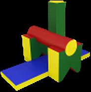 Noname Игровой набор (5 модулей) арт. DmL23776