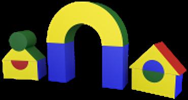 Noname Конструктор (11 деталей) арт. DmL23787