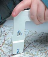 Noname Курвиметр для измерения пути на карте арт. RN10005