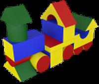 Noname Игровой модуль «Паровозик» арт. DmL23791