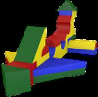 Noname Игровой модуль «Самолет» арт. DmL23793