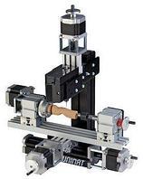 Noname Конструктор модульных станков с ЧПУ UNIMAT CNC. Дополнительный набор.(4-х осный) арт. RN23167