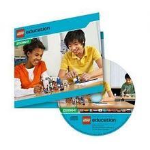 LEGO Набор дополнительных элементов Пневматика. Комплект заданий (CD) арт. RN17933