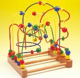 JoyToy Лабиринт проволочный настольный (5 дорожек) арт. RN16975
