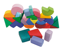 Grimms Набор Геометрические тела: части целого арт. RN10126