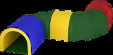 Noname Туннель - лабиринт «Зигзаг» 5 секций арт. DmL23798