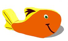 АКВЕЛЛА Золотая рыбка арт. AQ17171