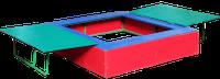 Noname Песочница с крышками арт. DmL23770