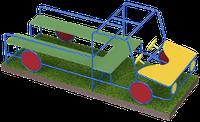 Noname Игровой комплекс «Грузовик 2» арт. DmL23772