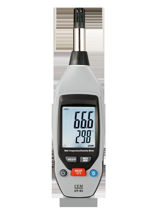 DT-91 Цифровой Гигро-термометр