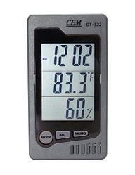 DT-322 Часы, Измеритель температуры и влажности