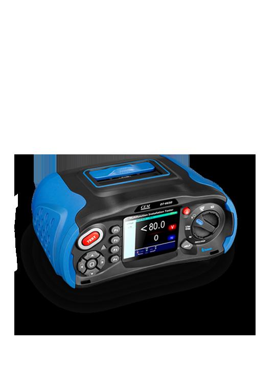 DT-6650 Тестер электроустановок многофункциональный