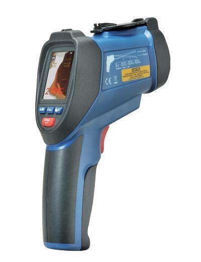 DT-9862 Пирометр со встроенной видео камерой