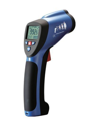 DT-8818H Инфракрасный термометр (пирометр)