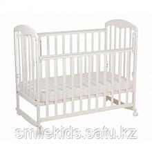 """Кровать детская Фея """"323"""", (белый)"""