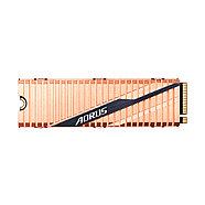 Твердотельный накопитель внутренний Gigabyte GP-ASM2NE6500GTTD AORUS 500GB M.2 PCI-E 4.0x4, фото 3