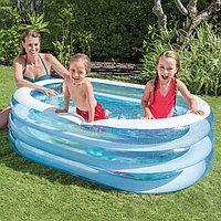 Надувной бассейн Intex My Sea Friends 57482