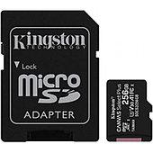 Карта памяти MicroSD, Kingston Canvas Select Plus, 256GB SDCS2/256GB
