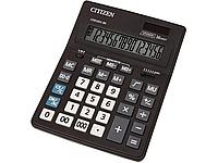 """Калькулятор настольный CITIZEN Business Line """"CDB1601-BK"""" 16-разрядный черный"""