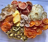 Фруктовые чипсы. Ананас. Almaty Snack. Без упаковки на развес
