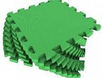 Универсальный коврик 33*33 (см) зеленый