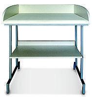 Как выбрать медицинский пеленальный стол?