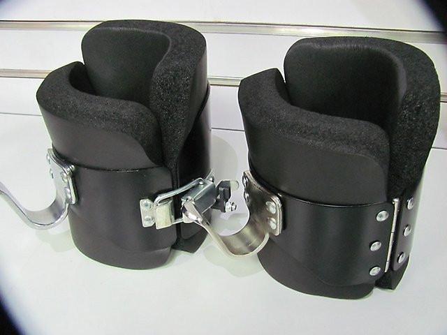 Инверсионные ботинки