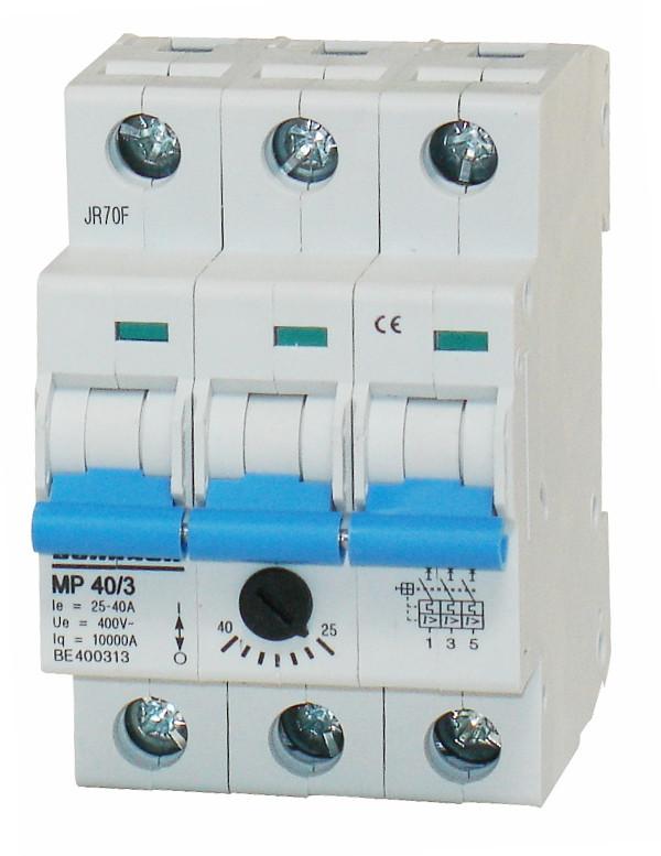 Автомат защиты двигателя 25-40А