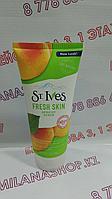 St.Ives Fresh Skin Apricot Scrub 170 гр. - Абрикосовый скраб