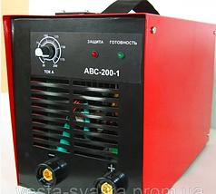 Сварочный инвертор АВС-200-1 ММА