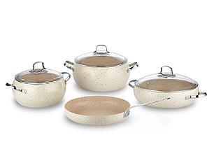 Набор посуды Korkmaz Mondea 7 предметов