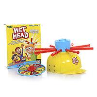 Игра Водная рулетка Wet Head со шлемом