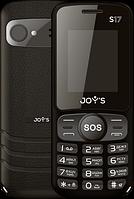 Мобильный телефон Joys S17 Black