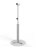 Кронштейн мобильный регулируемый с круглым основанием