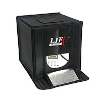 Фотобокс LIFe LED 660 Portable Photo Studio. Лайткуб, лайтбокс.
