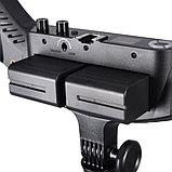 Осветитель (свет) кольцевой Godox LR160 LED светодиодный, чёрный, фото 4