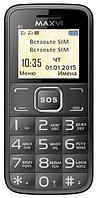 Мобильный телефон Maxvi B2 black