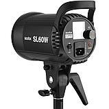Осветитель студийный GODOX SL-60W LED 5500K, фото 2