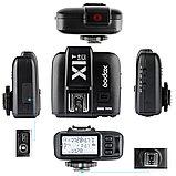Радиосинхронизатор Godox X1T-C TTL для Canon, фото 2
