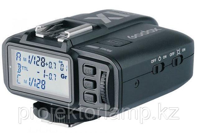 Радиосинхронизатор Godox X1T-N TTL для Nikon