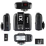 Радиосинхронизатор Godox X1T-N TTL для Nikon, фото 2