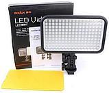 Осветитель светодиодный Godox LED170, накамерный свет., фото 3