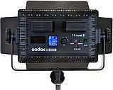 Осветитель светодиодный Godox LED500W, студийный, фото 2