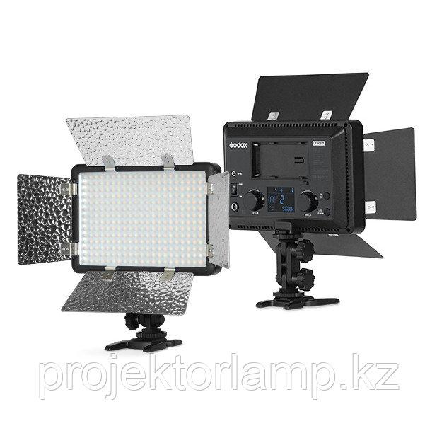 Godox LF308Bi осветитель светодиодный, накамерный свет.