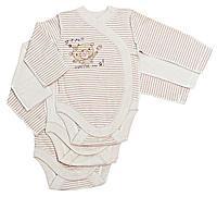 БИМОША Комплект для новорожденного Боди 3 штуки р.56