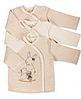 БИМОША Комплект для новорожденного Кофточки 3 штуки р.56