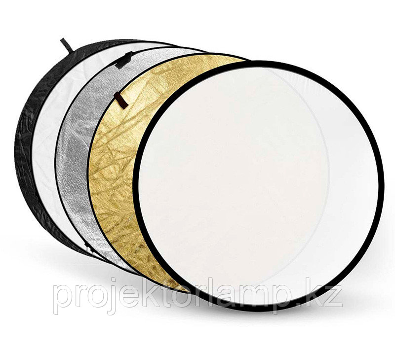 Фото отражатель (лайт диски) Godox RFT-05 110 см. набор 5-в-1